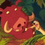 "Image for the Animation programme ""Timon and Pumbaa"""