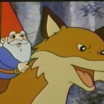 "Image for the Childrens programme ""Wisdom of the Gnomes"""