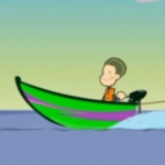 "Image for the Animation programme ""Lifeboat Luke"""