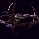 "Image for the Science Fiction Series programme ""Star Trek: Deep Space Nine"""