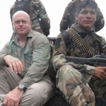 "Image for the Travel programme ""Ross Kemp: Battle for the Amazon"""
