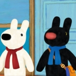 "Image for the Childrens programme ""Gaspard Et Lisa"""
