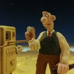 "Image for the Film programme ""Wallace and Gromit: A Grand Day Out"""