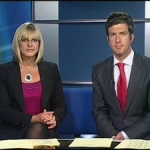 "Image for the News programme ""Channel Report"""