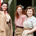 "Image for the Drama programme ""Land Girls"""