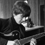 "Image for the Documentary programme ""George Harrison: Living in the Material World"""