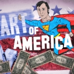 "Image for the Arts programme ""Art of America"""