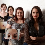 "Image for the Reality Show programme ""Skin Deep"""