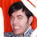 "Image for the Entertainment programme ""Perez Hilton Superfan"""