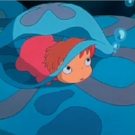 "Image for the Film programme ""Ponyo"""