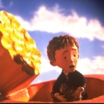 "Image for the Film programme ""James and the Giant Peach"""