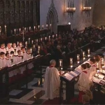 "Image for the Music programme ""Carols from Kings"""