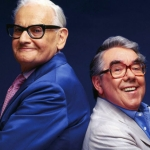 "Image for the Comedy programme ""The Two Ronnies Sketchbook"""