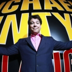 "Image for the Comedy programme ""Michael McIntyre: Live and Laughing"""