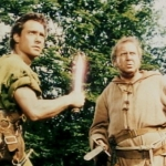 "Image for the Film programme ""The Story of Robin Hood and His Merrie Men"""