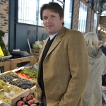 "Image for the Cookery programme ""James Martin's Champagne"""