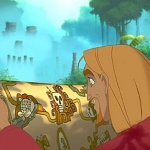 "Image for the Film programme ""The Road to El Dorado"""