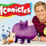 "Image for the Childrens programme ""Iconicles"""