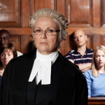 "Image for the Drama programme ""The Jury"""