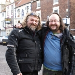 "Image for the Cookery programme ""The Hairy Bikers' Best of British"""