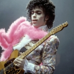 "Image for the Documentary programme ""Prince - Purple Reign"""