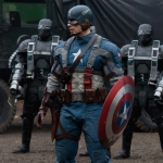 "Image for the Film programme ""Captain America: The First Avenger"""