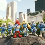 "Image for the Film programme ""The Smurfs"""