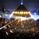 "Image for the Music programme ""Glastonbury"""