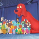 "Image for the Film programme ""Clifford's Really Big Movie"""