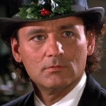 "Image for the Film programme ""Scrooged"""