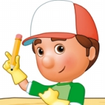 "Image for the Animation programme ""Handy Manny"""