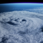 "Image for the Scientific Documentary programme ""The Science of Superstorms"""