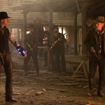 "Image for the Film programme ""Cowboys and Aliens"""