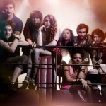 "Image for the Drama programme ""Skins"""