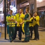 "Image for the Documentary programme ""Party Paramedics"""
