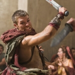 "Image for the Drama programme ""Spartacus"""
