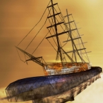 "Image for the Documentary programme ""Cutty Sark: National Treasure"""