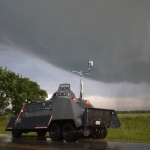 "Image for the Scientific Documentary programme ""Storm Chasers"""