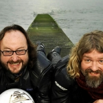 "Image for the Cookery programme ""The Hairy Bikers Ride Again"""