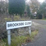 "Image for the Soap programme ""Brookside"""