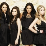 "Image for the Drama programme ""Pretty Little Liars"""