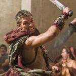"Image for the Drama programme ""Spartacus: Vengeance"""