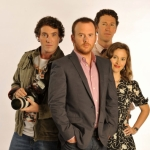 "Image for the Comedy programme ""Lowdown"""