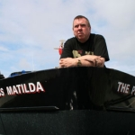 "Image for the Travel programme ""Timothy Spall: All at Sea"""