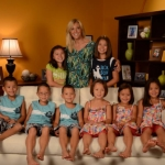 "Image for the Reality Show programme ""Kate Plus 8"""