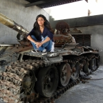 "Image for the Documentary programme ""Riots and Revolutions: My Arab Journey"""
