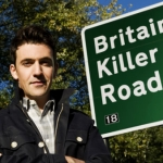 "Image for the Documentary programme ""Britain's Killer Roads"""