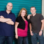 "Image for the Reality Show programme ""Storage Hunters"""