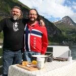 "Image for the Cookery programme ""The Hairy Bikers' Bake-ation"""