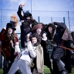 "Image for the Childrens programme ""Horrible Histories"""